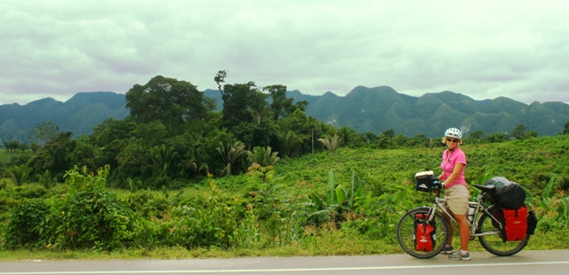 Guatemala--A great place for cycling.