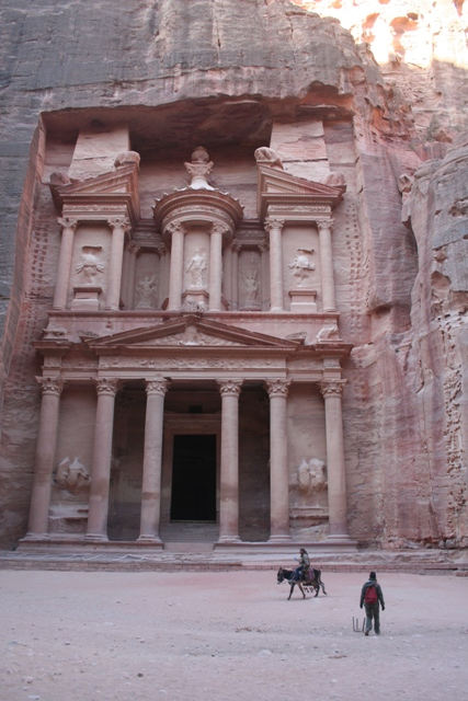 Al Khazeneh, Petra's main attraction