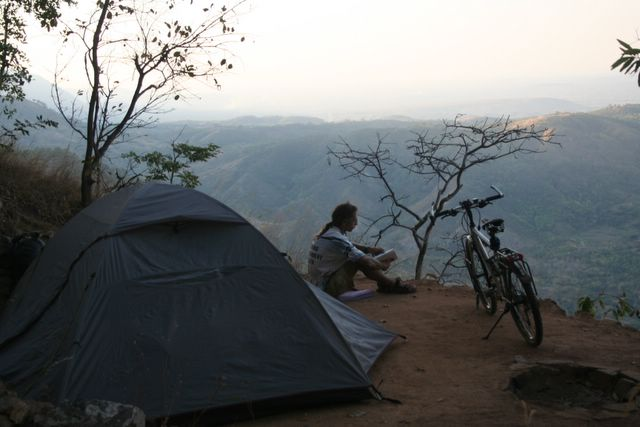 home on the road & Choosing Gear for World Biking Toursu003eu003e Bike Touring Resources