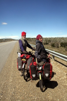 French retirees Andre and Danielle take on South America.