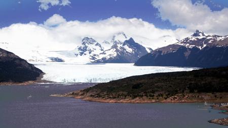 Perito Moreno Glacier near Calafate, Chile.