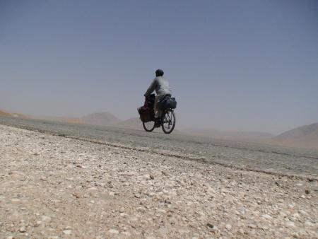 Afghan desert