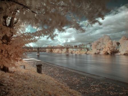 Danau Bridge by Michi F