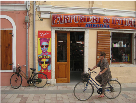 Downtown Shkodra