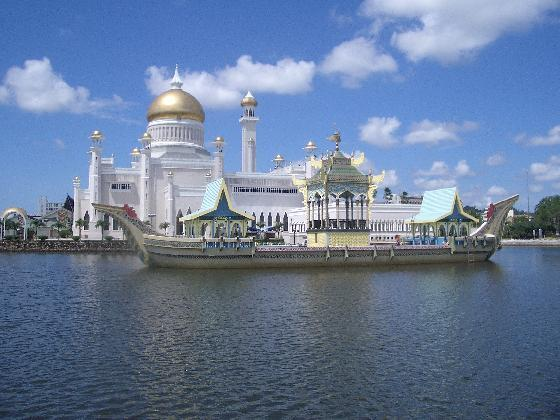 Top 5 Reasons to go bicycle touring in Brunei