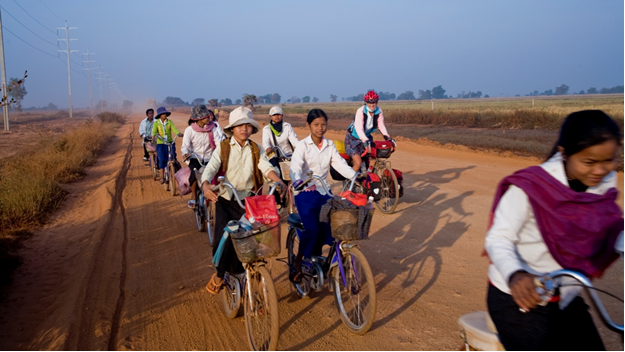Top 5 Reasons to Cycle Cambodia