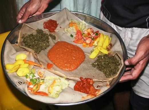 how to make ethiopian bread ambasha