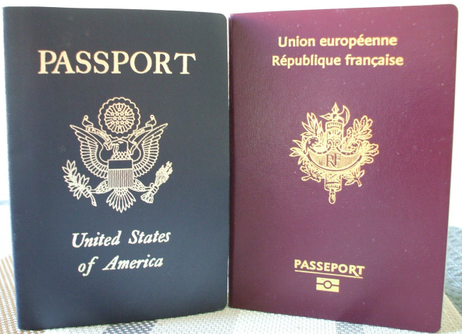 Honey I think I lost my passport:  an inauspicious start to 2012