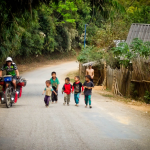 The Path Less Pedaled through Laidback Laos