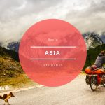 Asia Bicycle Touring Route