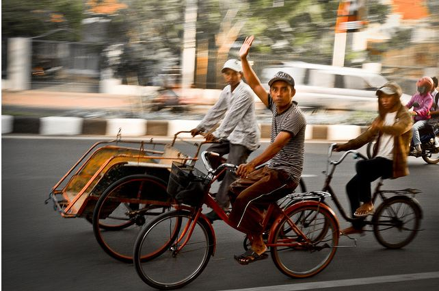 The Streets of Surabaya