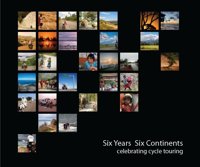 download free bicycle touring ebook