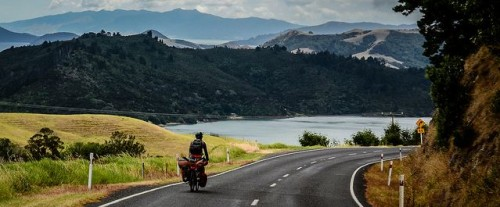 cycling the coromandel (Ride Guide New Zealand)