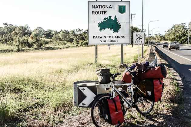 Zen and the Art of Bicycle Touring