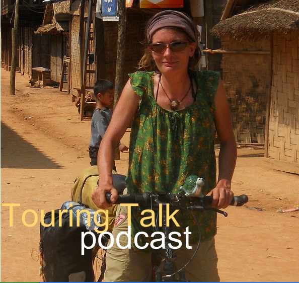 Touring Talk: Solo Woman Cycling the World