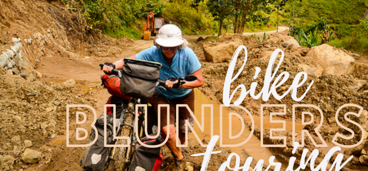 5 Bike Touring Mistakes (and how to avoid them)!