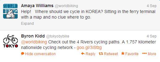 korea tweet