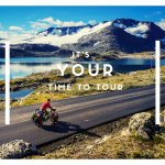 Default Mode: don't let it stand in the way of a big bike tour