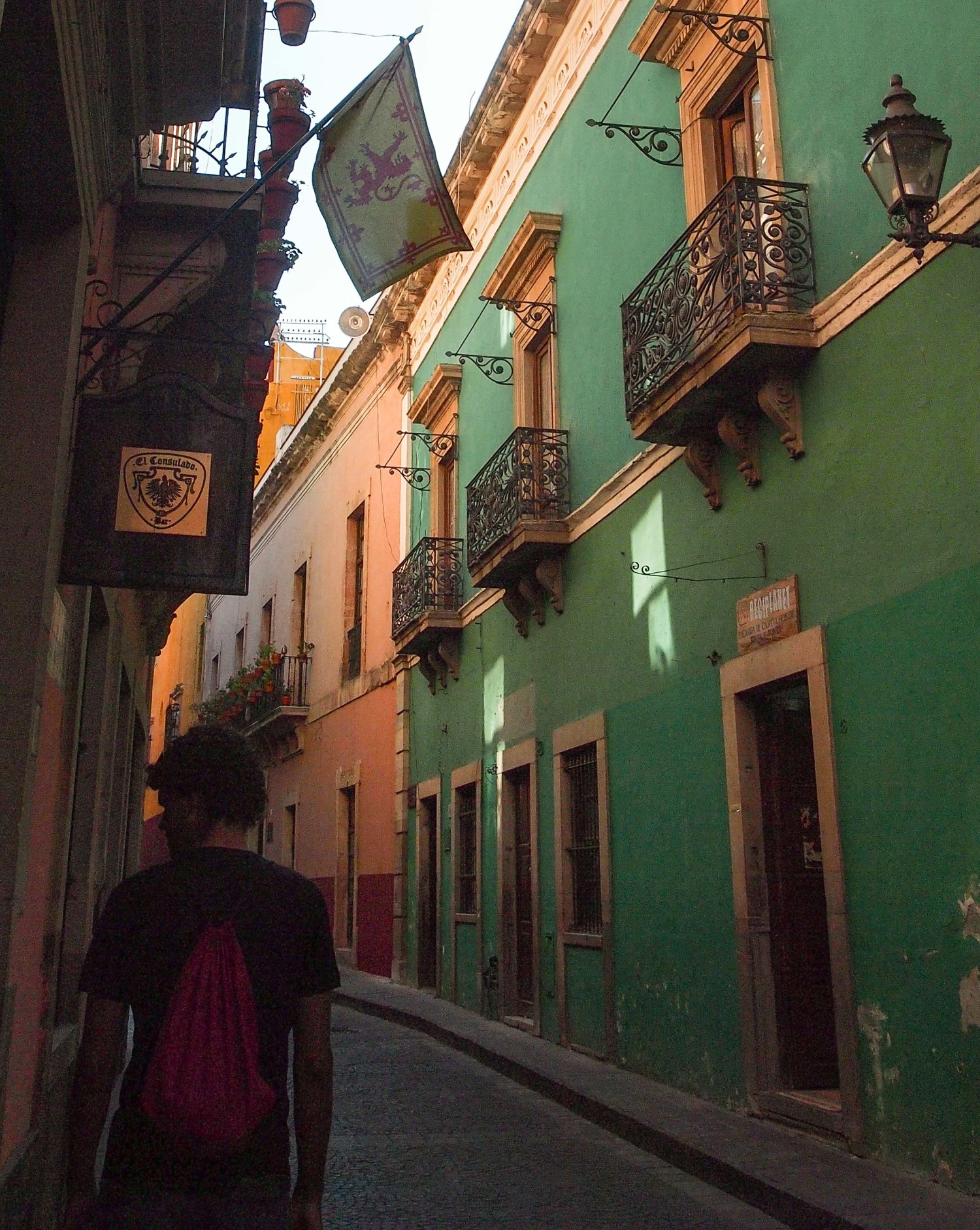 Strolling the streets of Guanajuato