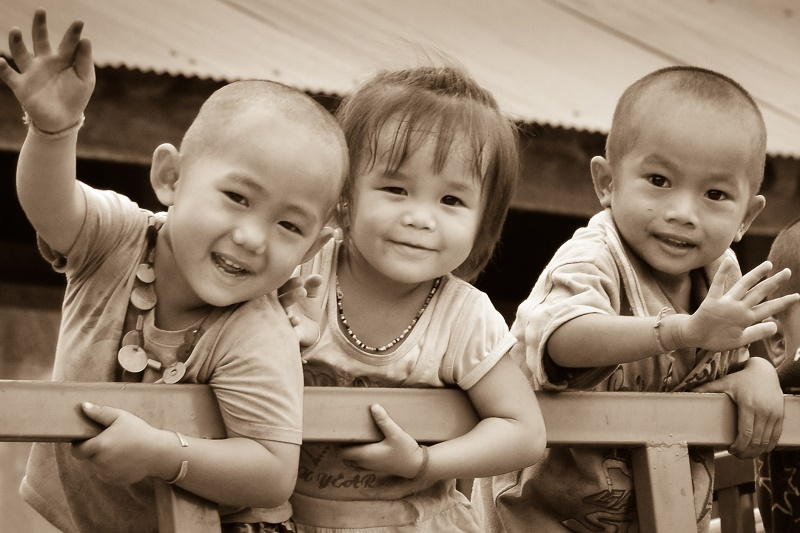 A Short Spin Through Laos–Land of Smiles!
