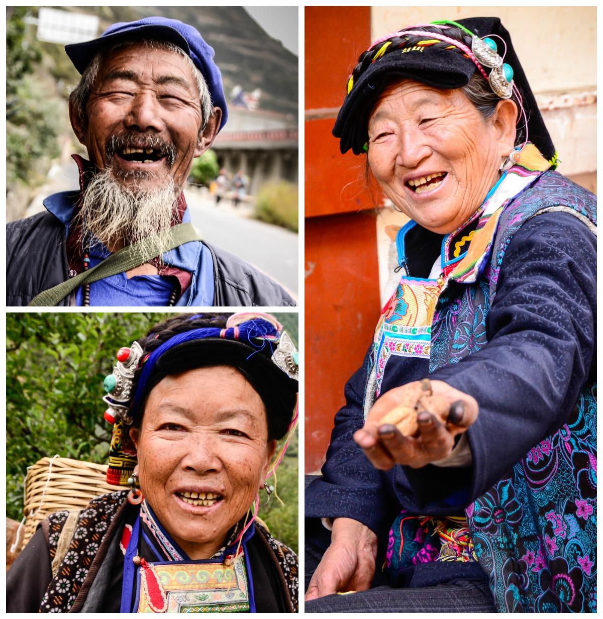 sichuanese locals