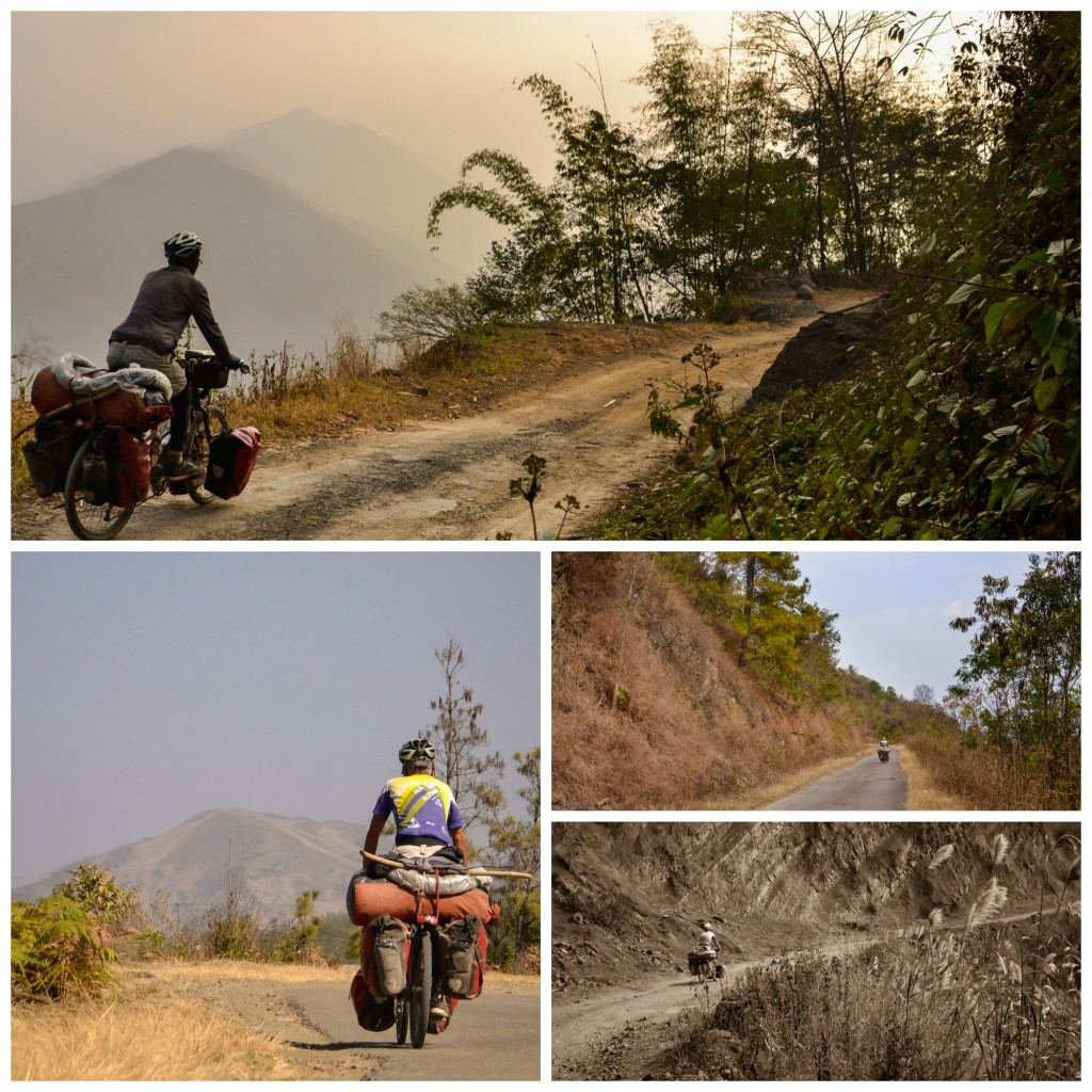 Cycling Nagaland in Northeast India