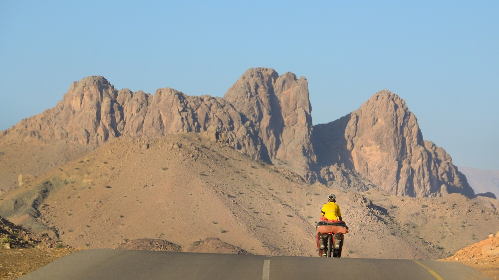 Why Oman deserves a Spot on your Bicycle Touring Bucket List