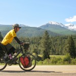Back in the USA- bicycle touring in Montana and Idaho
