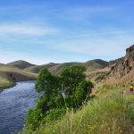 A Change of Plans: Bicycle Touring on Idaho's Weiser River Trail