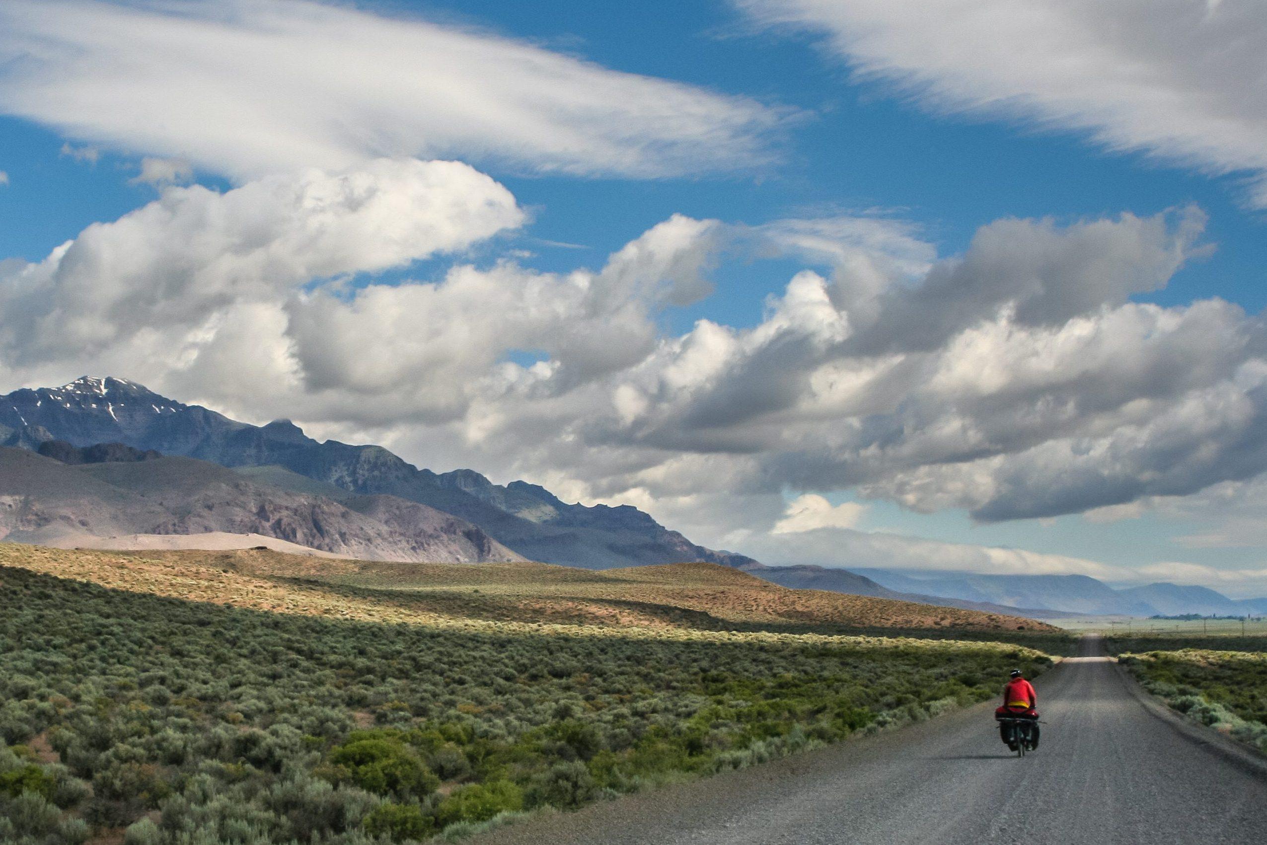 Biking Eastern Oregon The Stunning Steens Mountain Loop