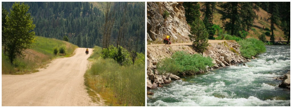 Cycling Idaho Hot Springs Route baumgartner