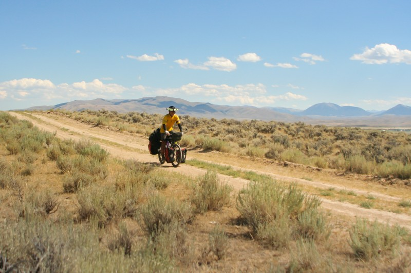 riding the Great Divide Mountain Bike Route