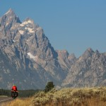 Big Mountains and the Big Empty:  GDMBR Wyoming