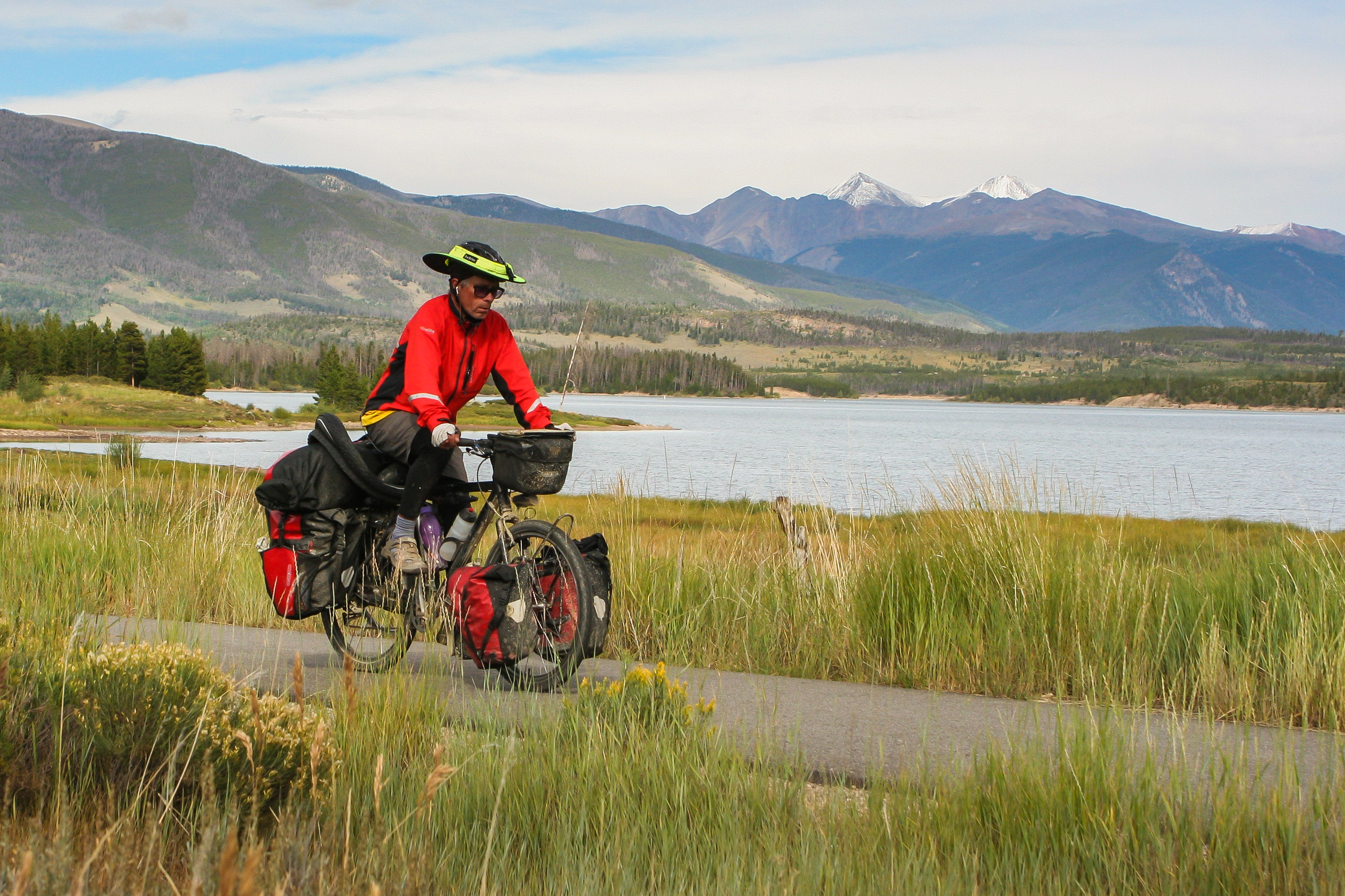 Biking the Great Divide: Colorado