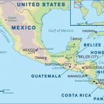 Route Information Part 5: Mexico and Central America