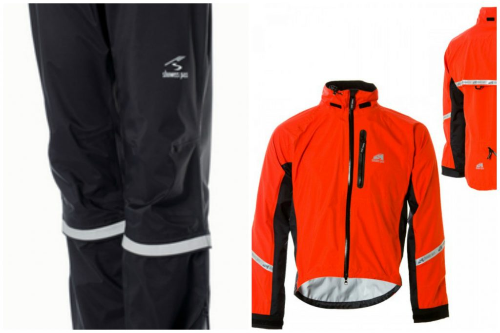 clothing for bicycle tour