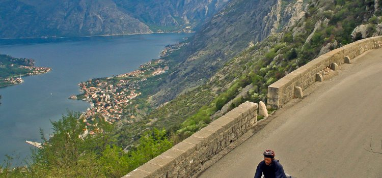 Biking the Balkans