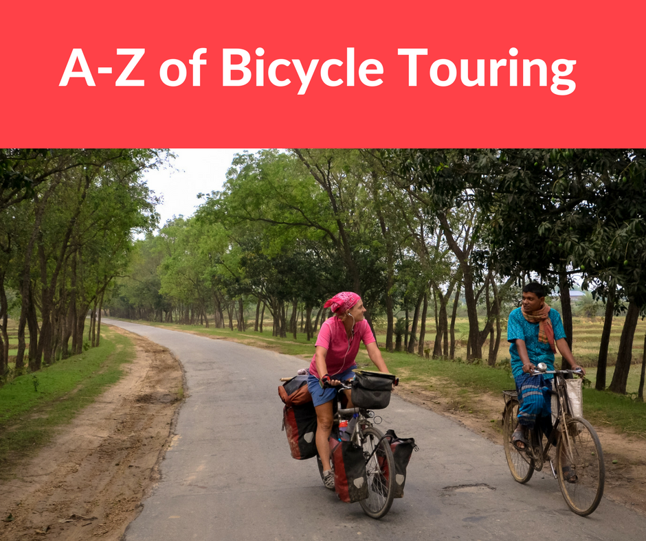 A-Z bicycle touring