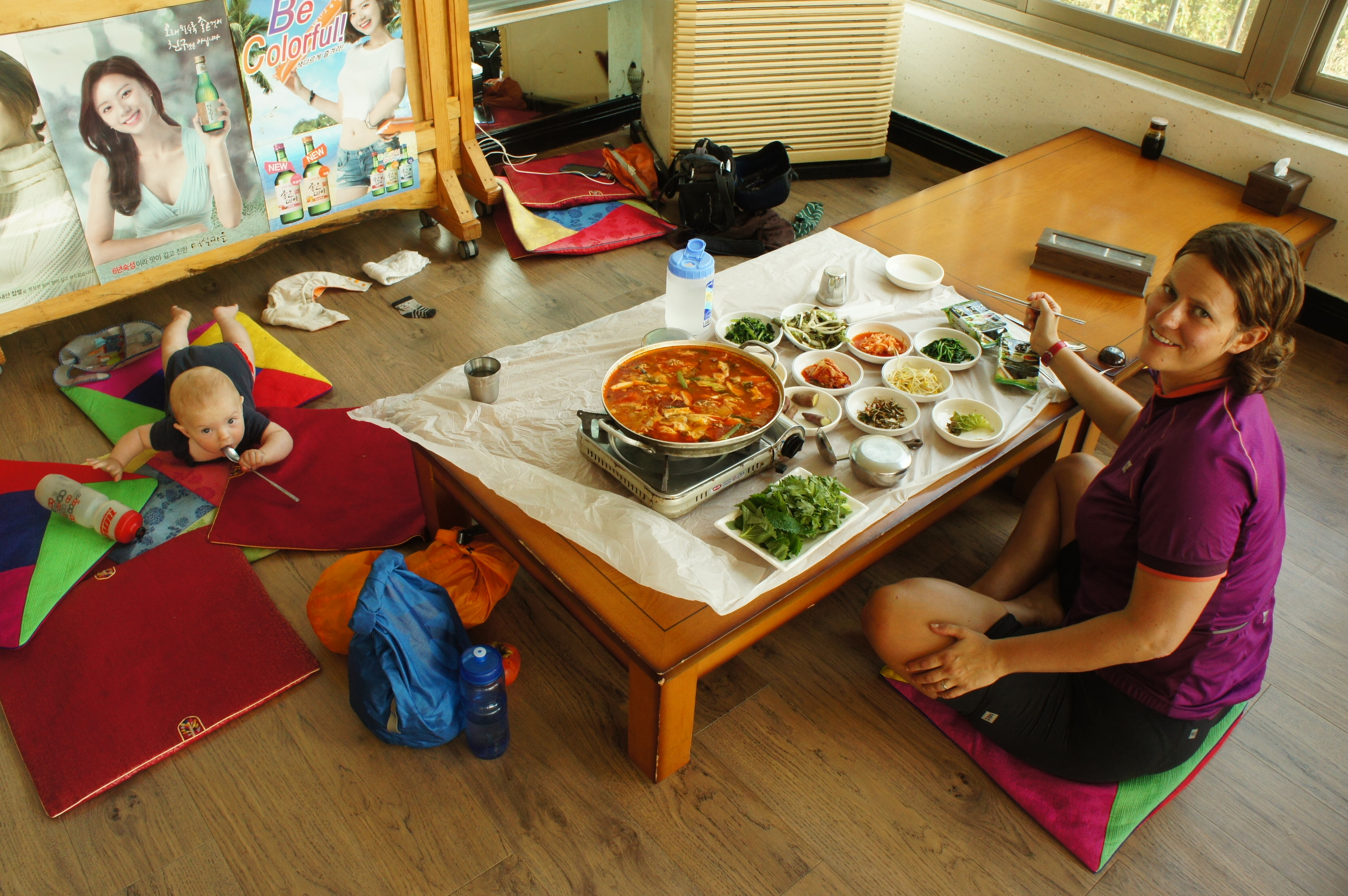 traditional food in Korea