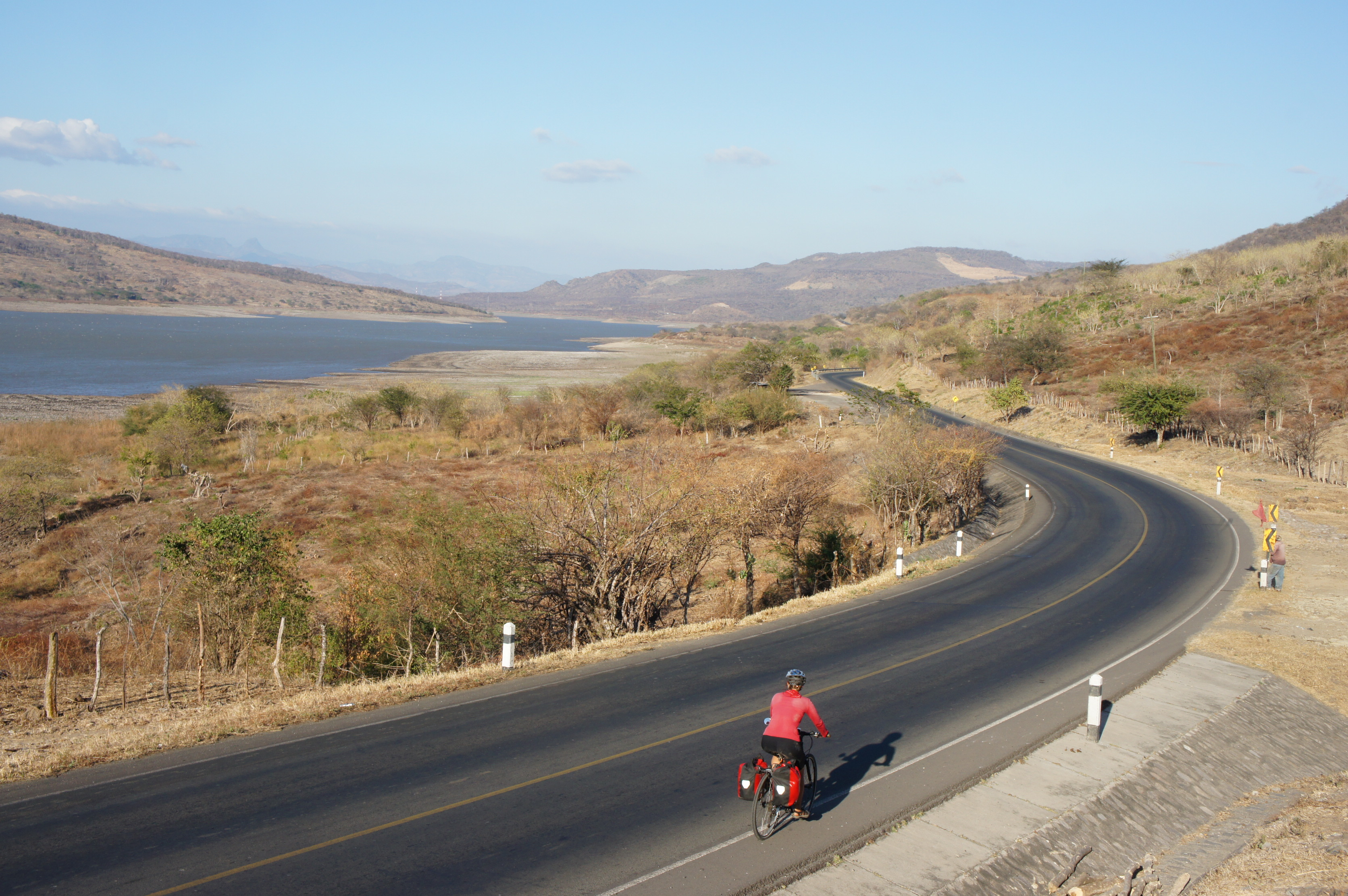 bicycle touring in Nicaragua