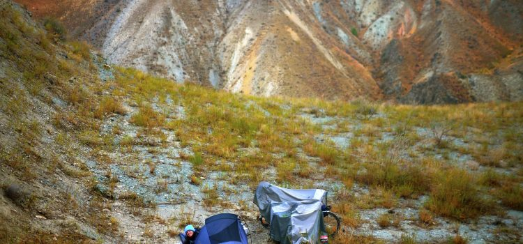 Top 5 Reasons to Go Bicycle Touring in Kyrgyzstan