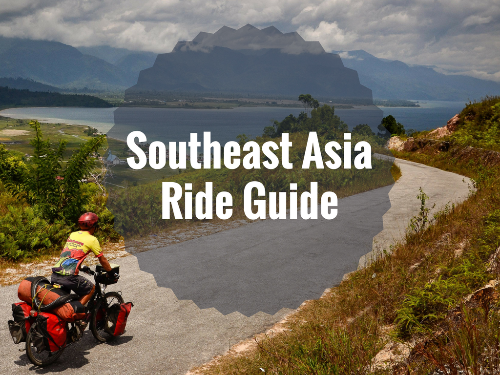 Free Guide to cycling Southeast Asia