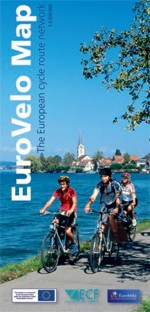 Eurovelo Map free Download