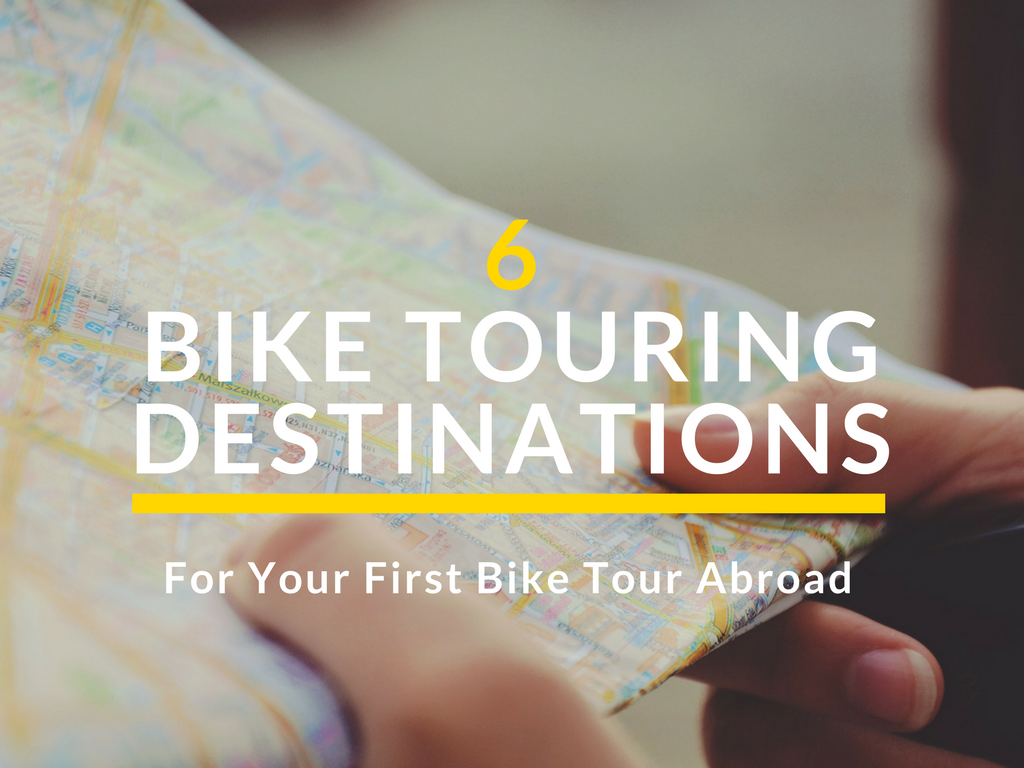 best bike touring destinations