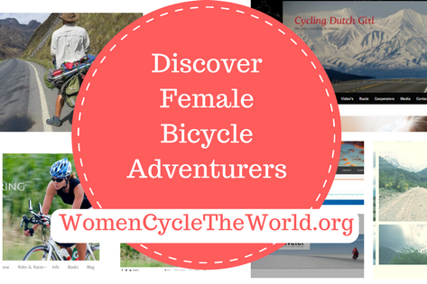 women cycle the world