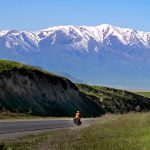 Changing Continents: Biking Central Asia at Long Last
