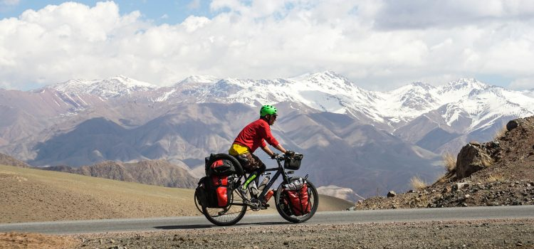 Cycling Central Asia: So Many Choices!