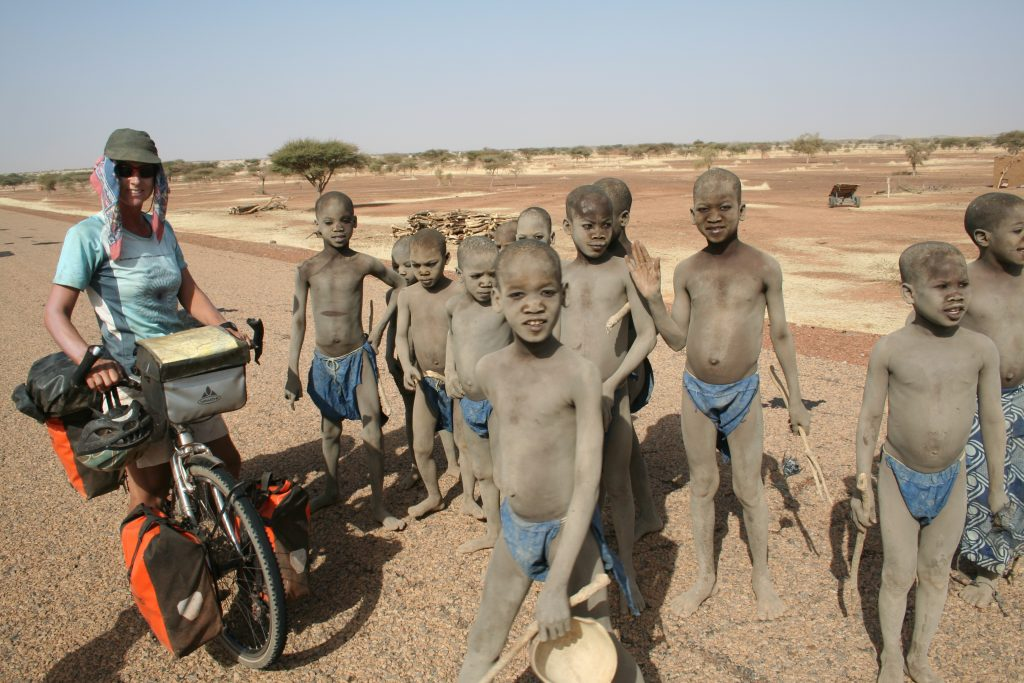 Bicycle Touring in Africa