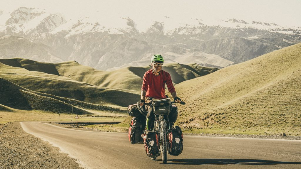 bicycle touring Pamir Highway