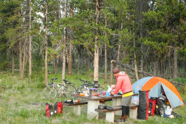 free camping in the USA
